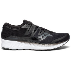 saucony Ride ISO - Chaussures running Homme - noir